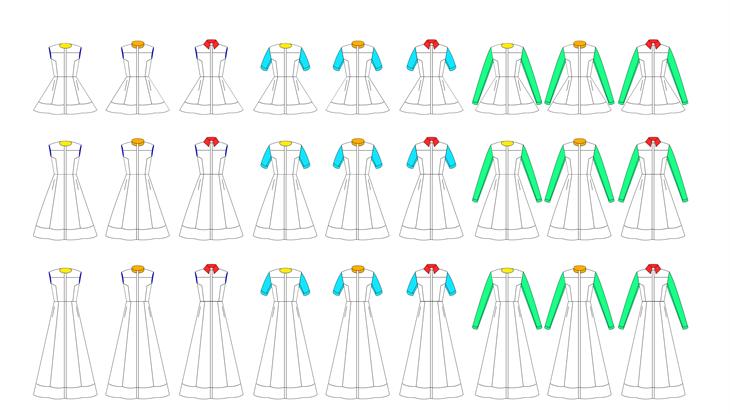 Томская компания откроет виртуальное ателье для создания выкроек