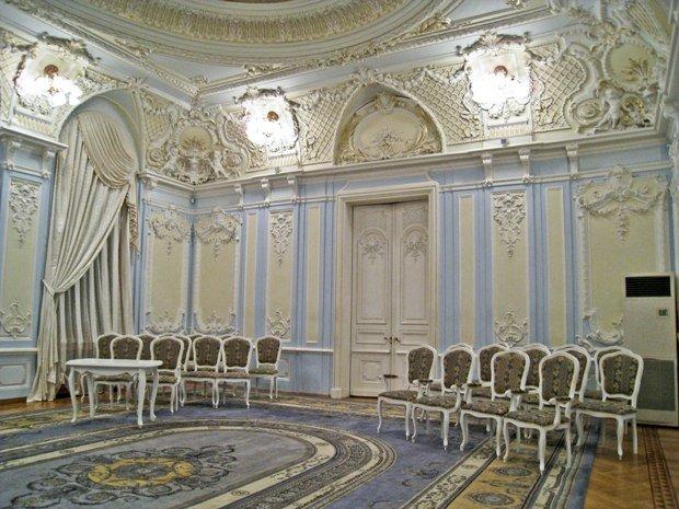 дворец бракосочетания красноярск фото
